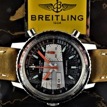 Breitling Staal 39mm Automatisch 2110 tweedehands Nederland, Maastricht