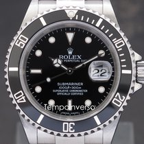 Rolex 16610 Steel 2007 Submariner Date 40mm pre-owned United Kingdom, London, Paris & Brussels face to face only - Other countries shipping with Brinks and DHL Express