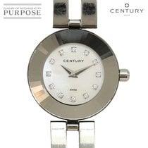 Century 23mm Quartz pre-owned White