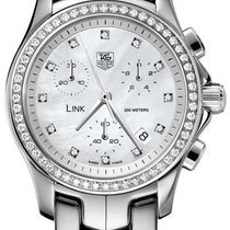 TAG Heuer Link Lady Steel 32mm Mother of pearl United States of America, California, Simi Valley