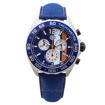 TAG Heuer Formula 1 Quartz Steel 43mm Blue Australia, Melbourne
