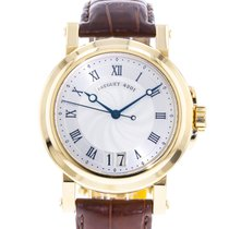 Breguet Yellow gold 39mm Automatic 5817BA/12/9V8 pre-owned