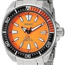 Seiko Prospex Steel Orange United States of America, Kentucky, USA