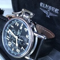 Elysee Steel 42.5mm Quartz pre-owned