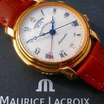 Maurice Lacroix Goud/Staal 38mm Automatisch 22197 nieuw
