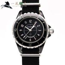 Chanel J12 33mm Чёрный