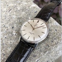 Omega Steel 34.3mm Manual winding 135.011 pre-owned Singapore, Singapore