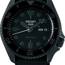 Seiko SRPD79K1 Steel 2019 5 Sports 43mm new