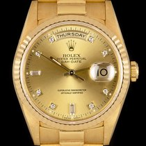 Rolex Day-Date 36 new 1993 Automatic Watch only 18238