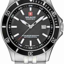 Swiss Military Acero 06-5161.2.04.007 nuevo