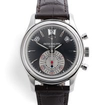 Patek Philippe Annual Calendar Chronograph Platinum Grey United Kingdom, London