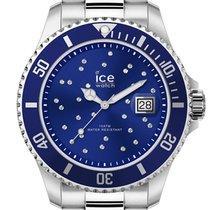 艾斯手表 钢 40mm 石英 016773 全新