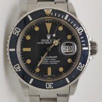 Rolex Submariner Date 16800 1980 usados