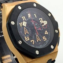 Audemars Piguet AP Royal Oak Offshore Team Alinghi Roségold...