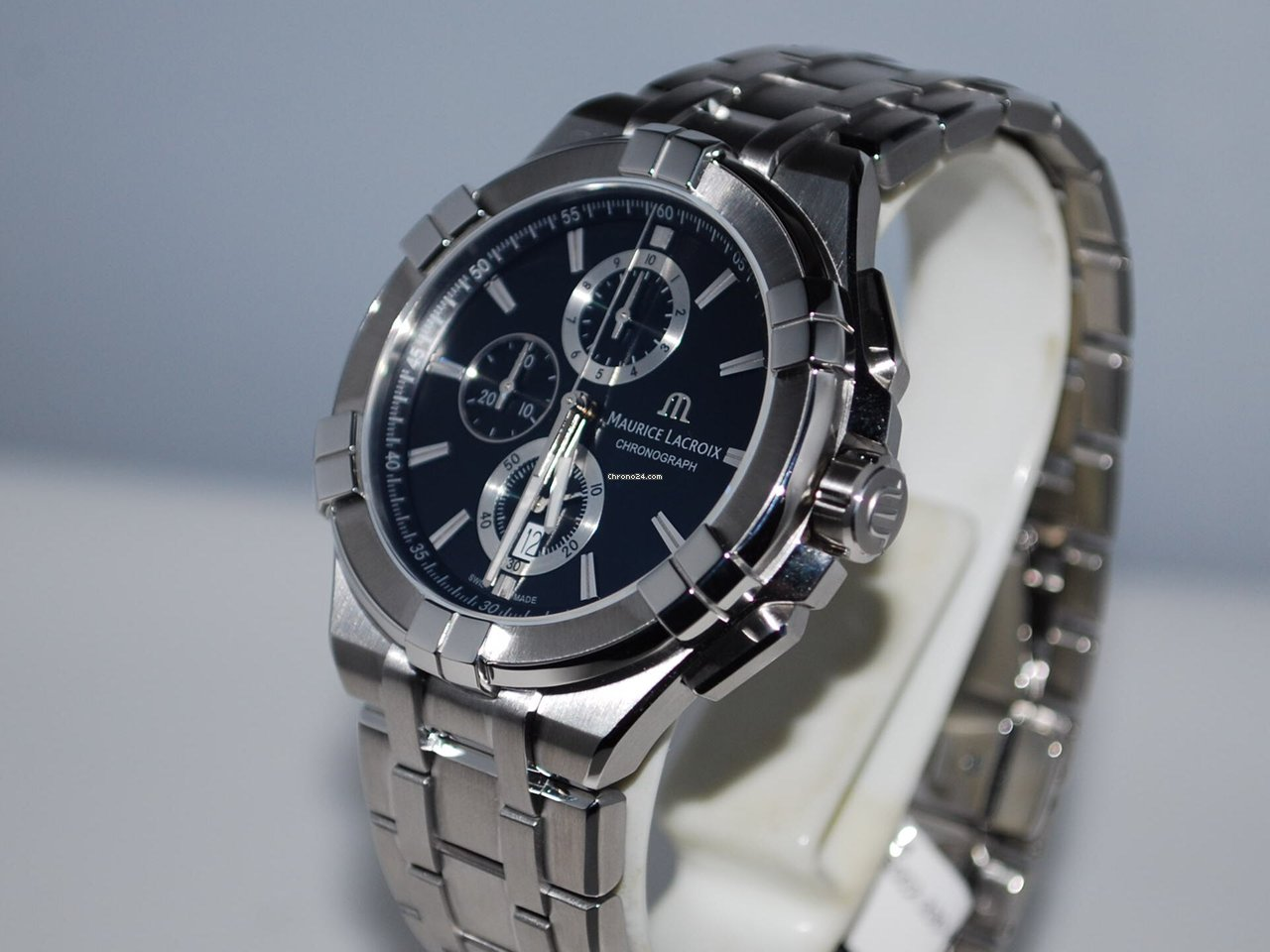 Maurice Lacroix Aikon Chronograph For 1 226 For Sale From