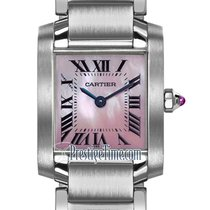 Cartier Tank Francaise Small w51028q3
