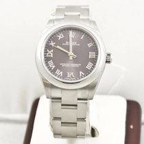 Rolex Oyster Perpetual 31 Steel 31mm Purple Roman numerals United States of America, Florida, Miami