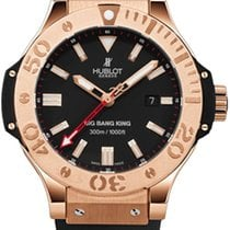 Hublot Big Bang King Rose gold 48mm Black No numerals United States of America, New York, Greenvale