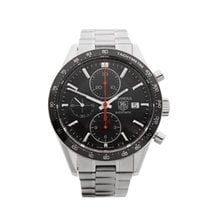 TAG Heuer Carrera Stainless Steel Gents CV2014.BA0794 - W3839