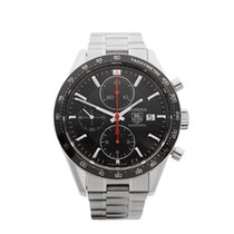TAG Heuer Carrera Chronograph Stainless Steel Gents CV2014.BA0...