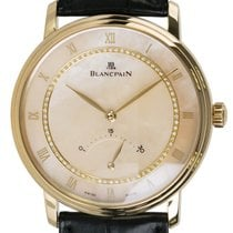 Blancpain : Villeret Ultra-Slim RetroSeconds :  4063-1460-55 :...