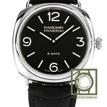Panerai Radiomir 8 Days new 2020 Manual winding Watch with original box and original papers PAM00610