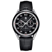 TAG Heuer Carrera Calibre 1887 45mm Black United Kingdom, London