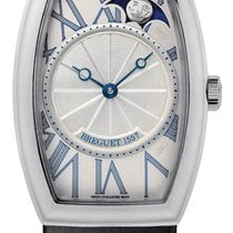 Breguet White gold 25mm Automatic 8860bb/11/386 new United States of America, New York, Airmont