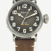 Zenith Pilot Type 20 Extra Special Ton Up Stainless Steel