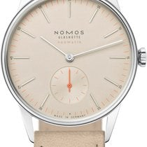 NOMOS Steel 36mm Automatic Orion Neomatik new