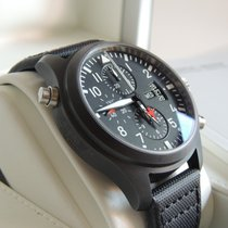 IWC Pilot's Top Gun Double Chronograph IW379901 Ceramic