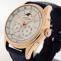Armand Nicolet Rose gold 43mm Automatic AN 7142B-1-AG-P914MR2 pre-owned United States of America, California, Los Angeles