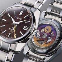 Seiko Grand Seiko new 2019 Watch with original box and original papers SBGJ021