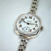 Chopard Silver Manual winding White Arabic numerals 33mm pre-owned L.U.C