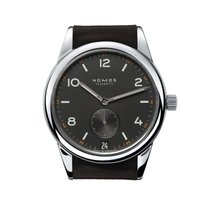 NOMOS Club Date Dark - refurbished