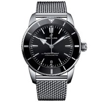 Breitling Chronometer 44mm Automatic new Superocean Héritage (Submodel) Black
