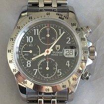 Tudor 79260P Aço Prince Date 41mm