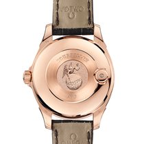 Omega De Ville Central Tourbillon Red gold 38,7mm