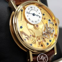 Breguet 7027BA Or jaune Tradition 37mm occasion