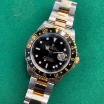 Rolex GMT-Master II Gold/Steel 40mm Black No numerals United States of America, California, Calabasas