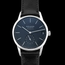 NOMOS Orion Neomatik 40.5mm Blue United States of America, California, San Mateo
