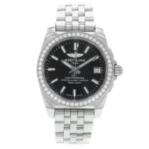 Breitling Galactic 36 Acero 40mm Negro