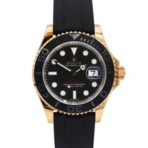 Rolex Yacht-Master 37 268655 New Rose gold 37mm Automatic