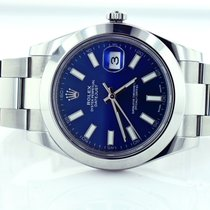 Rolex Datejust II Steel 41mm Blue United States of America, Georgia, Snellville