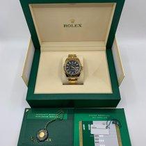 Rolex Sky-Dweller Yellow gold 42mm Black Arabic numerals