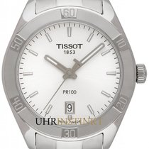 Tissot PR 100 Zeljezo 36mm Srebro
