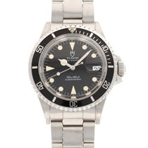 Tudor Submariner Steel 40mm