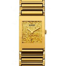 Rado Integral Ceramic 24mm Gold United States of America, Florida, Sarasota