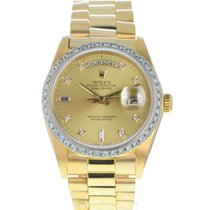 Rolex 18038 Or jaune 1979 Day-Date 36 36mm occasion France, Lyon