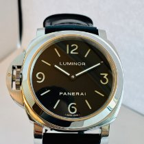 Panerai Steel 44mm Manual winding PAM 00219 new United States of America, New York, NEW YORK